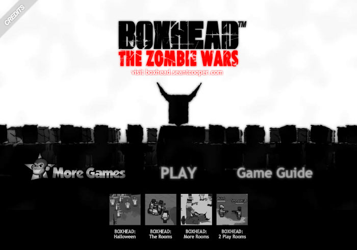 Boxhead 2Play - Two Player Games