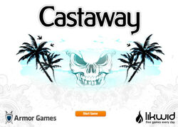 Castaway-title-screen