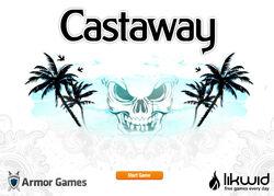 Castaway-title-screen
