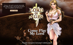 Lord of Ages Logo