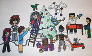 Bunker Christmas