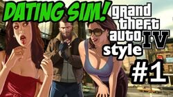 Dating Simulator (GTA IV Style!)