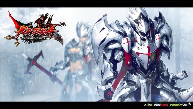 the white demon knight - photo #16