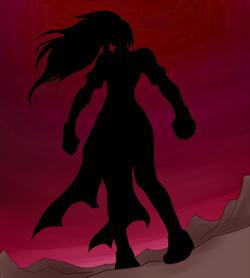 1-38 silhouette of Varuna