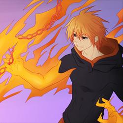 Sword of hellfire