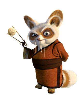 Clipart for u kungfu panda - Kung fu panda shifu ...