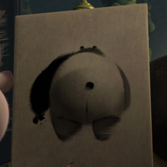 Another portrait of Po