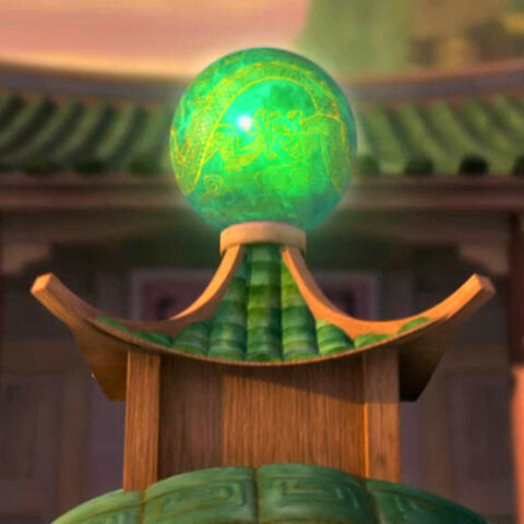 The Orb being used for <a href=