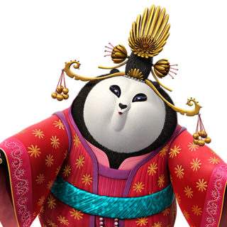 Mei Mei in a <i><a href=