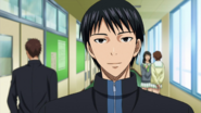 Izuki 1st year