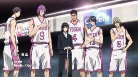 Kuroko no Basket Season 2 Opening 2