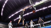Kagami's dunk