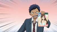 Aomine fan of Japanese Idols