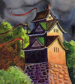 Kyuden Kitsune