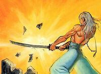 Dragon's Claw Katana 1