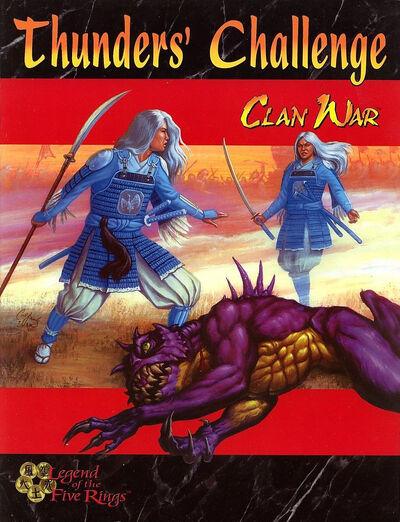 Thunders' Challenge