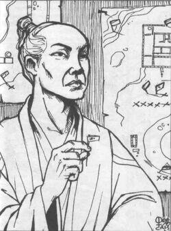 Akodo Toturi 2