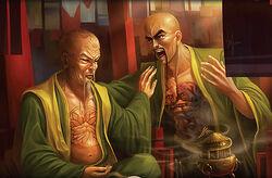 Satsu and Noboru