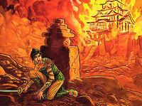 Fire in the Hidden City