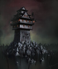 Barracks of the Damned