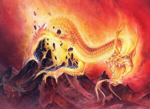 Dragon of Fire 1