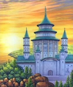 Castle of the Wasp