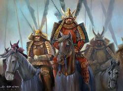 Reinforced Cavalry