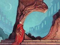 Hochiu at Oblivion's Gate