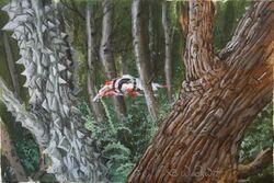 The Edge of Shinomen Forest