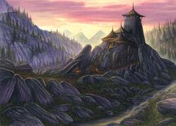Mountain Watch Keep