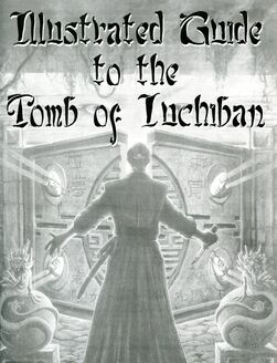 Illustrated Guide to the Tomb of Iuchiban
