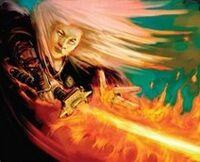 Tsuken's Blade