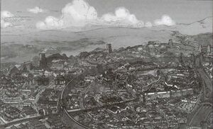 Juramashi city