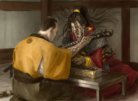 File:Kitsu Tenshin receiving a cursed blade from a goryo.jpg