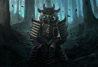 Ancestral Armor of the Spider Clan