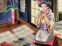 Master of the Tea Ceremony 2