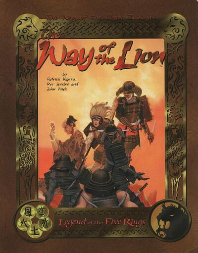Way of the Lion (RPG)