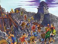 Building the Khol Wall