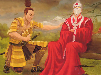 File:Koshei swearing fealty to Sezaru.jpg