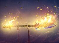 Heavenly Yari of the Phoenix