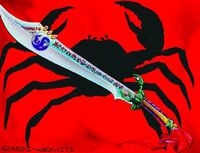 Ancestral Sword of the Crab Clan