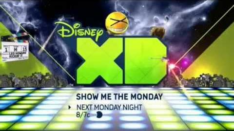 Show Me the Monday - Brand New - Next Monday Night at 8 7c-1