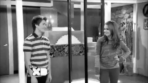 AU Lab Rats Bree & Chase Cross My Heart