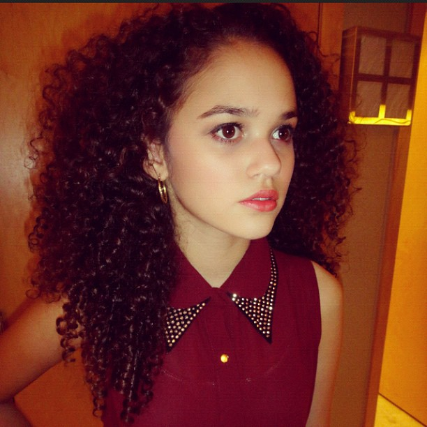 madison pettis 2017 with straight hair - photo #5