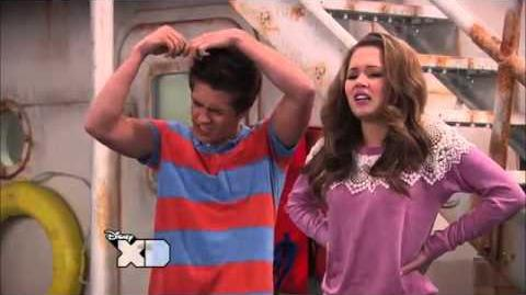 Lab Rats Sink or Swim Clip HD