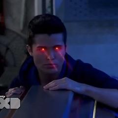 Adam's heat vision