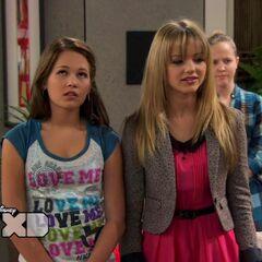 Bree and Stephanie