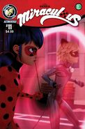 Comic 11 Cover 2