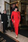 11-25-14 Leaving Le Bristol Hotel in Paris 001