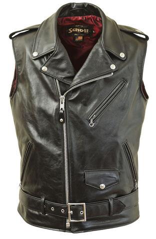 File:Schott - Midweight cowhide Perfecto motorcycle vest.jpg